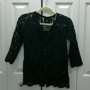 Lucky Brand XS blouse